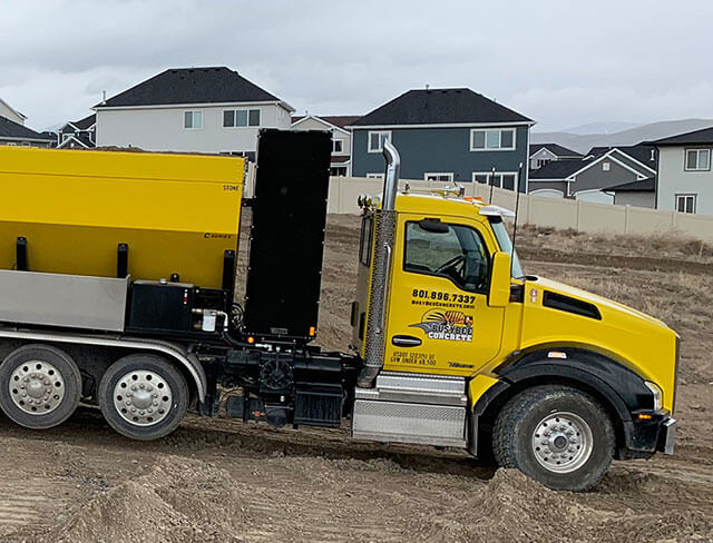Busy Bee Large Load Concrete Delivery