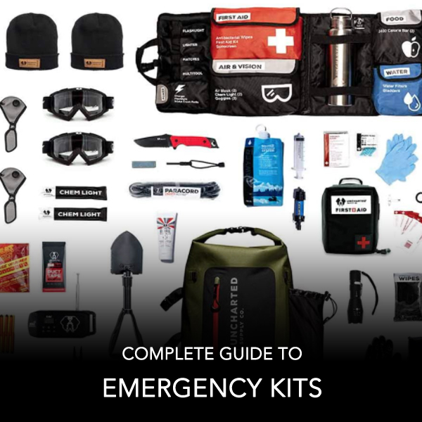 Complete Guide to Emergency Kits