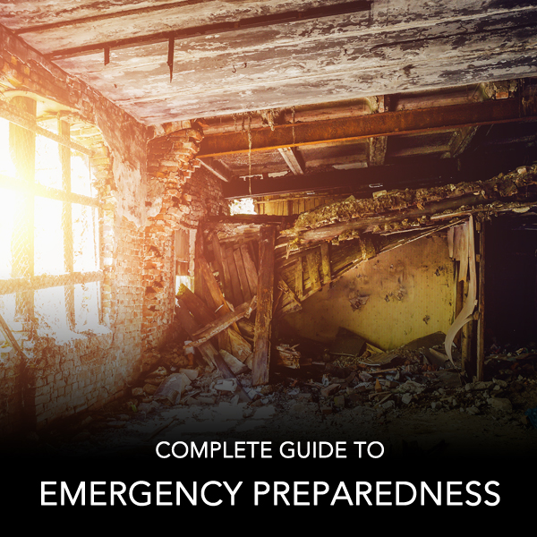 Complete Guide to Emergency Preparedness