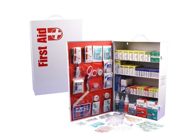 19 05 21 13 58 14 original fac4   4 shelf first aid cabinet