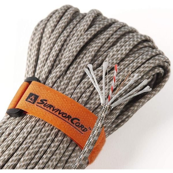 21 01 25 16 31 36 original 600x600 550 paracord with integrated fishing line  wire  tinder