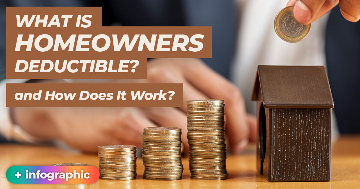 What Is A Homeowners Deductible And How Does It Work?
