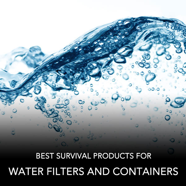 Water Filtration and Storage