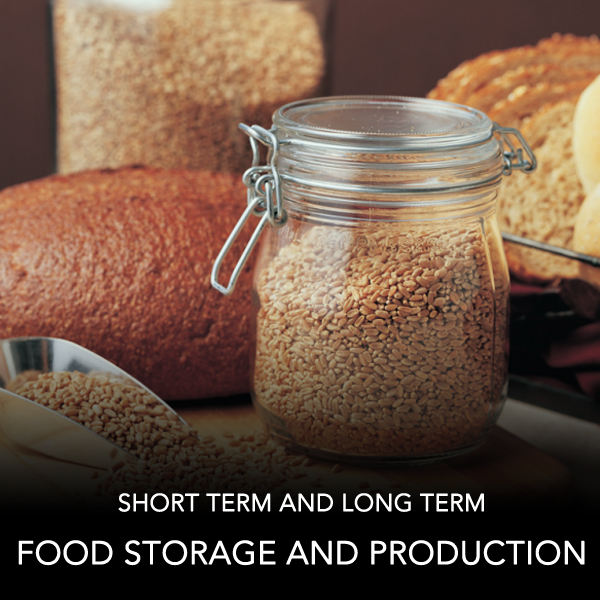 Food Storage and Production