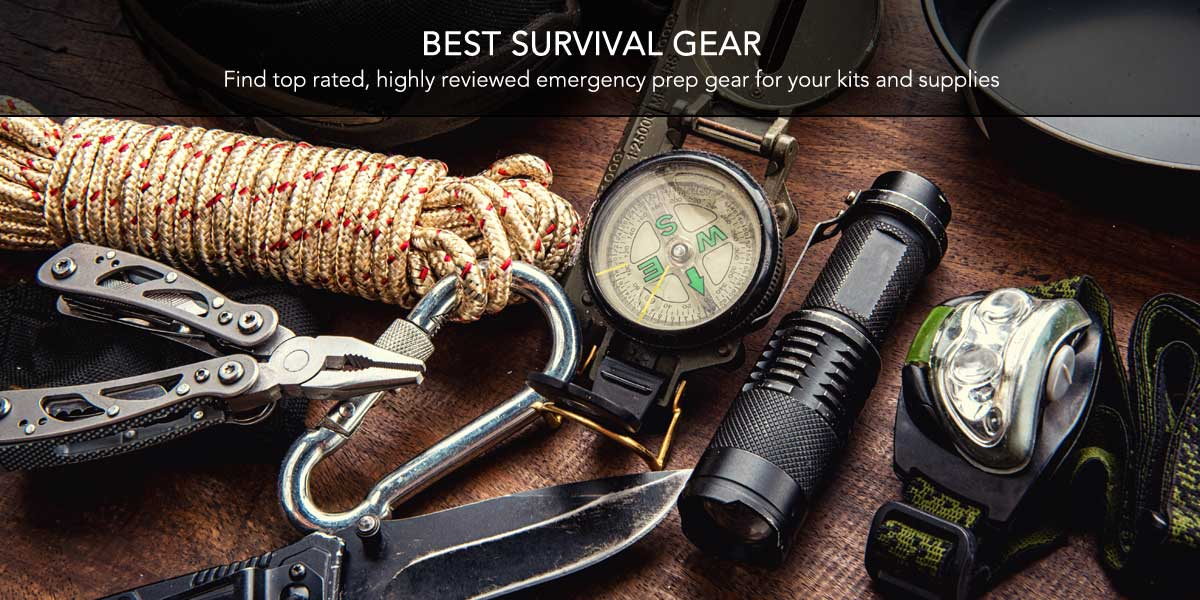 Survival Gear and Supplies