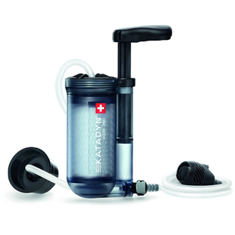 Water Filters and Containers