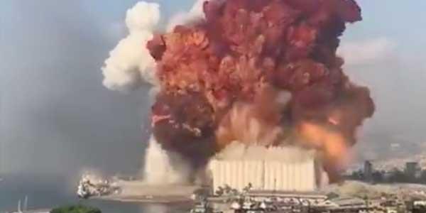 Emergency: Explosions