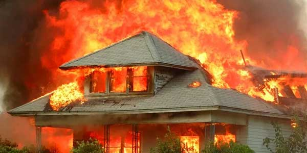 Emergency: Home Fire