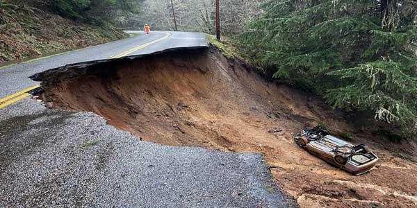 Emergency: Landslides and Debris Flow