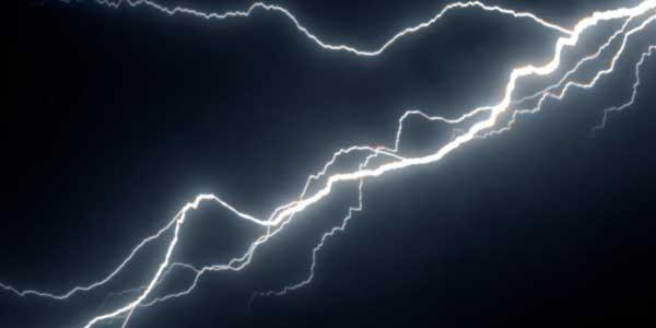 Emergency: Thunder Storms and Lightning