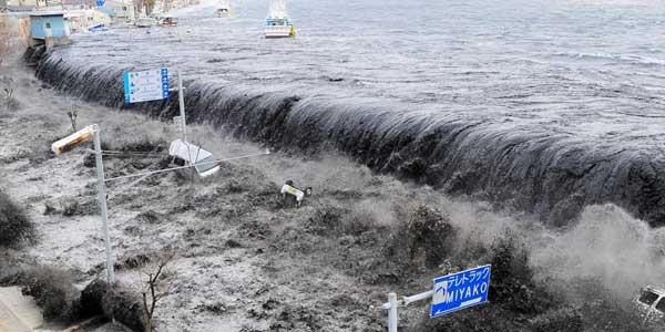 Emergency: Tsunamis