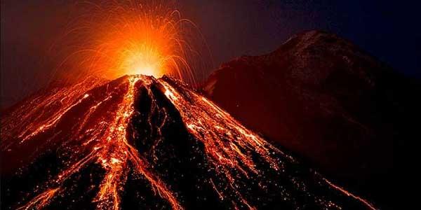 Emergency: Volcano