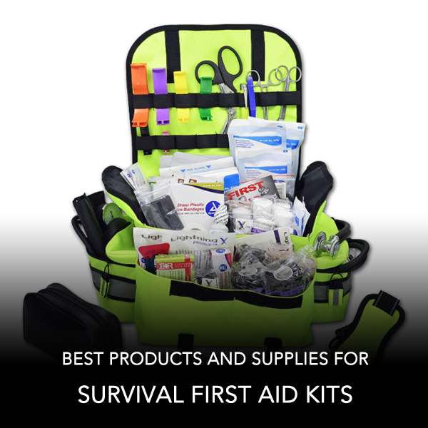 Guide to Survival First Aid