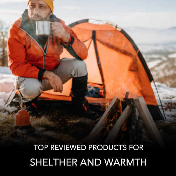 Emergency Tents, Shelter and Warmth