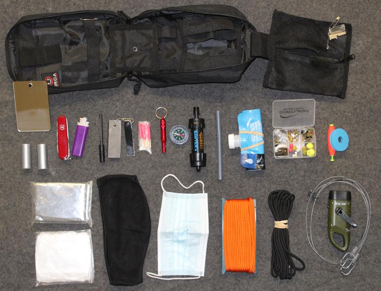 Emergency Kit - Essentials