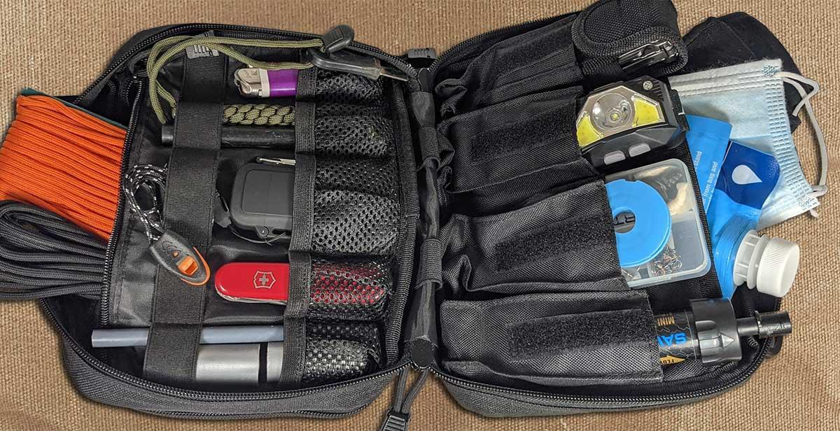 Emergency Essentials Kit