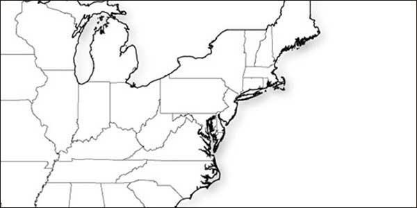 Emergency Preparedness for the Eastern US Region