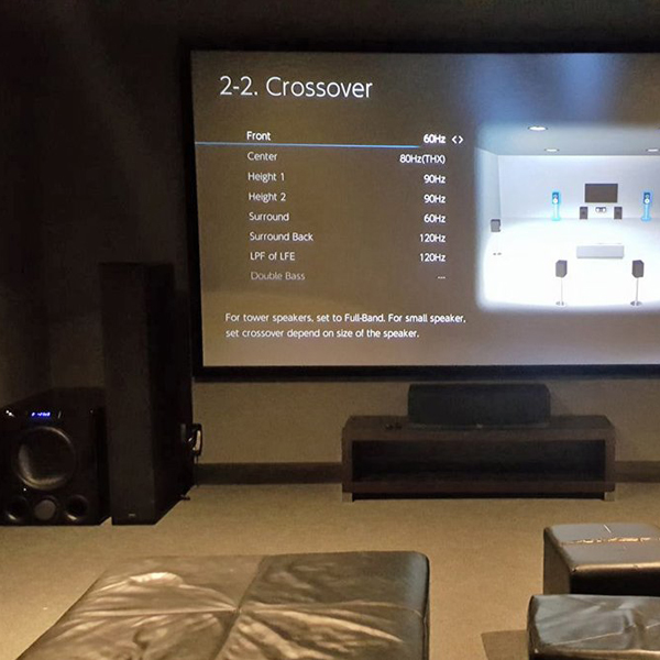Build the Perfect Home Theater for GUYs
